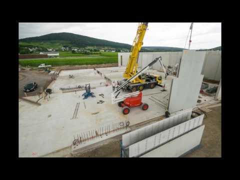 Baustellendokumentation per hochauflösendem Zeitraffervideo
