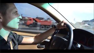 Тест Драйв BMW 735 Li E66