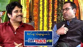 Akkineni Nagarjuna's Vibrant Interview
