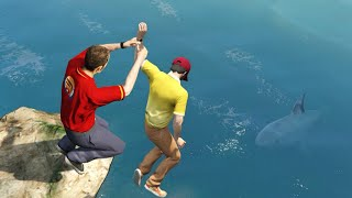 GTA 5 Water ragdolls/fails compilation vol.9 [Euphoria physics | Funny Moments]