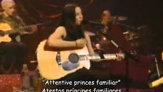 Alanis Morissette - Princes Familiar - unplugged (español)