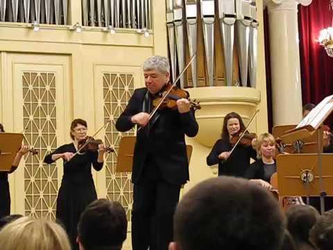 """Вивальди  """"Времена года""""  -  Лето.  Гроза"""