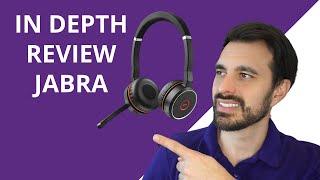 Jabra Evolve 75 In Depth Review - Ultimate Mic & Speaker Test!
