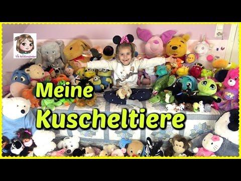 HANNAHS KUSCHELTIERE  ❤️  Riesen XXL Plüschtier- und Teddy-Sammlung einer 5-Jährigen
