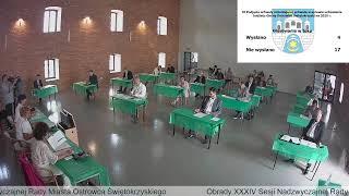Film do artykułu: Nadzwyczajna sesja Rady...