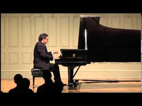 Schumann Fantasy, op. 17: 1st Movement...