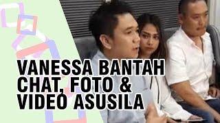 Vanessa Angel Ditetapkan Jadi Tersangka, Kuasa Hukum Bantah soal Chat, Foto, dan Video Asusila