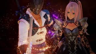 Tales Of Arise Blue Rose Fire Sword