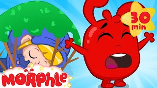 Playing Hide and Seek - My Magic Pet Morphle | Cartoons For Kids | Morphle TV | BRAND NEW