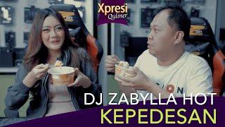 Gambar cover Keringetan bareng DJ Zabylla Popular yang HOT !