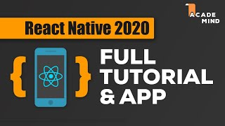 React Native Tutorial for Beginners - Crash Course 2019