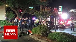 50 dead in Orlando gay club shooting suspect is Omar Mateen - BBC News