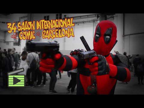 hqdefault - Los mejores cosplays del Salón del Cómic de Barcelona 2016