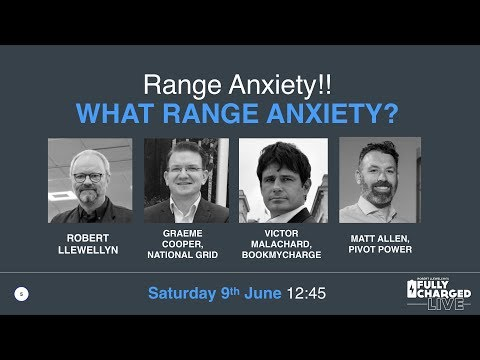 Range Anxiety!! – Fully Charged Live 2018 Talk 4