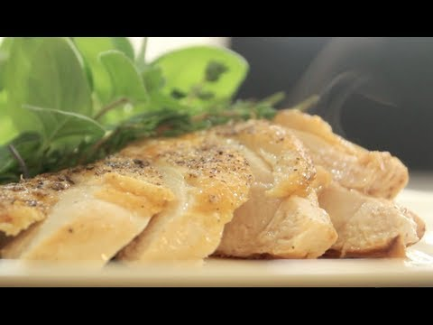 Pan Roasted Chicken-How to and Recipe | Byron Talbott