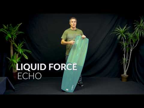 Liquid Force Echo Kiteboard Review