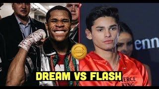 Ryan Garcia: No Devin Haney Fight Until 2021, Not Realistic! Moving At Own Pace!