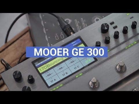 Mooer GE-300 Sound Demo & Shootout | Gear Check | Thomann