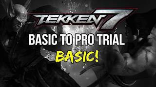 Learn How To Play TEKKEN 7 - BASICS 1/4