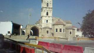 preview picture of video 'Church, Saint Lazarous (Larnaca, Cyprus)'