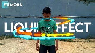 Cara Edit Liquid Effect Video Di Filmora Seperti Efek Film Crazy Rich Asian 1