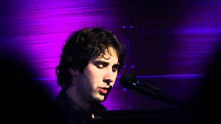 Josh Groban - Bells of New York City - live Hamburg 19.01.2011