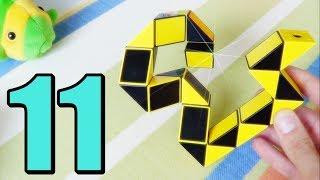 Unboxing DEMENCIAL - 11 Cubos!