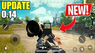 PUBG Mobile I UPDATE 0.14 IS OUT!! Lightspeed Chinese Version All Features (Android) HD
