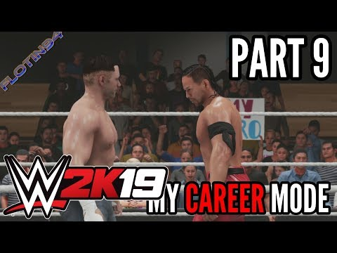 WWE 2K19 | MY CAREER MODE #9 | Japan Tour