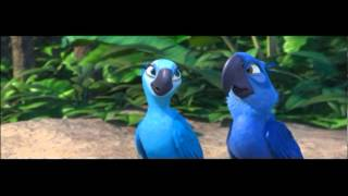 Rio Tribute ♪Telling The World♪ (for luisblumacaw)