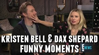 Kristen Bell and Dax Shepard Funny Moments