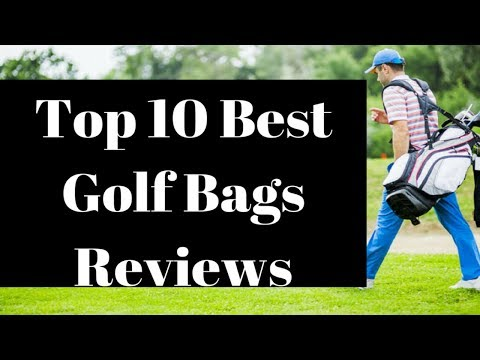 Top 10 Best Golf Bags Reviews By Famous Golf Bags