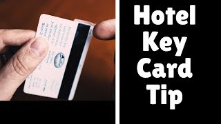 VIP Hotel Hack - Key Cards