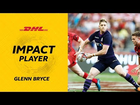DHL Impact Player: Glenn Bryce