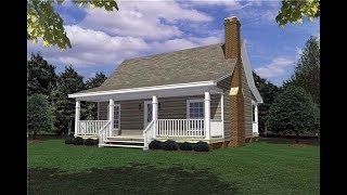 Country House Plan 59040 At FamilyHomePlans.com