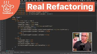 Real Refactoring, by Jon Reid (English)