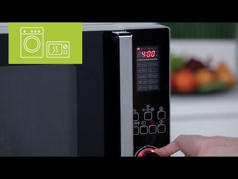 Mikrowelle mit Heißluft und Grill | MEDION 3in1 Mikrowelle