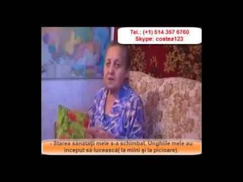 Prof. Neumyvakin despre diabet