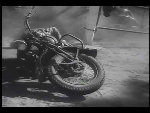 American motorcycle Corps Train