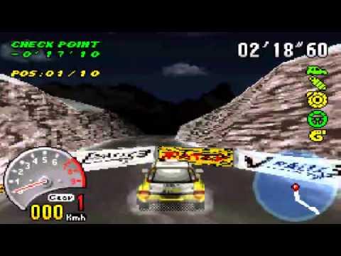 v-rally 3 gba gameshark