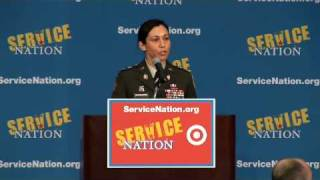 Service Nation - Era of Service Breakfast during Presidential Inauguration