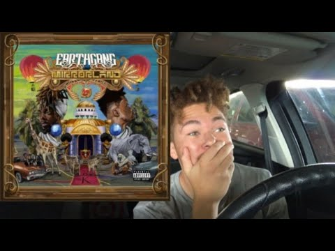 "Earthgang - ""Mirrorland"" [FULL ALBUM] REACTION + REVIEW"