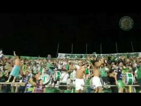 """Evo, Evo K-bron"" Barra: Los de Siempre • Club: Oriente Petrolero • País: Bolívia"