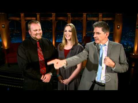 Newlyweds Jesse And Heidi Zens Honeymoon On The Late Late Show Mp3