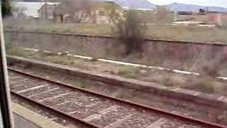 preview picture of video 'Tren regional de Renfe'