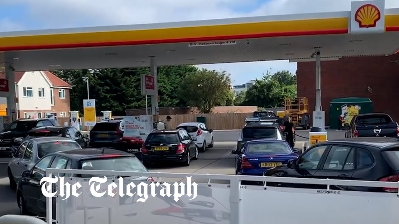 Politics latest news: Drafting in Army will not end petrol crisis, warns industry