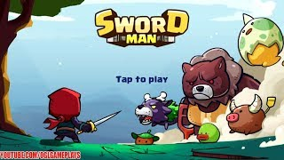 Sword Man - Monster Hunter Android Gameplay (By GMS Adventure)