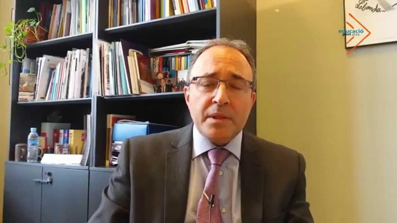 L'educació, una tasca de grans corresponsabilitats - Jordi Riera