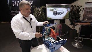 Voith Braking Systems - Hydrodynamic Principle Of The Voith Turbo Retarder Clutch VIAB (EN)
