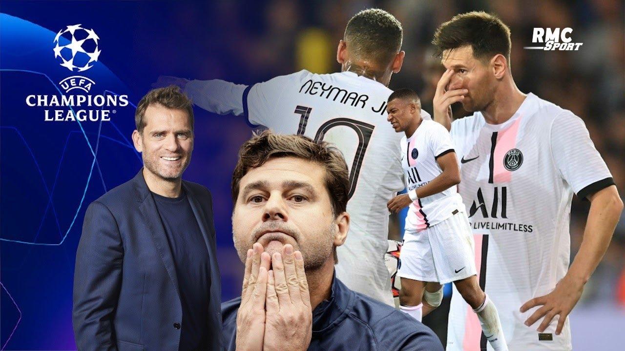 """PSG : """"Dans la complicité, on n'a rien vu"""" Rothen inquiet après la 1ère du trio Mbappé-Neymar-Messi"""